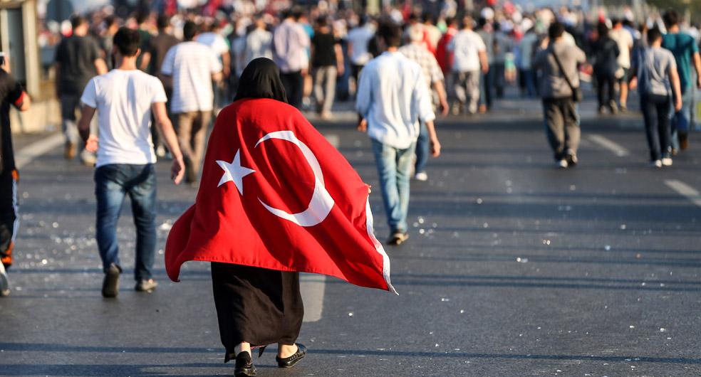 Türkiye Tökezletilemez-Burhanettin Duran
