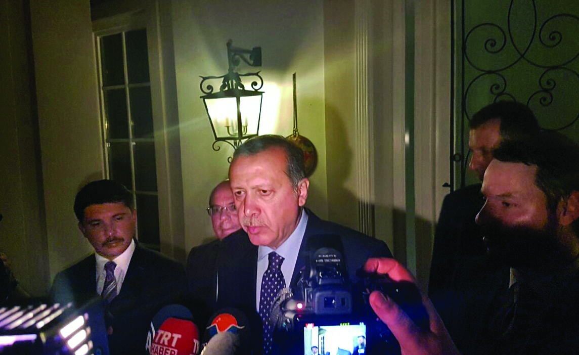 How Did Erdogan Come To Istanbul From Marmaris