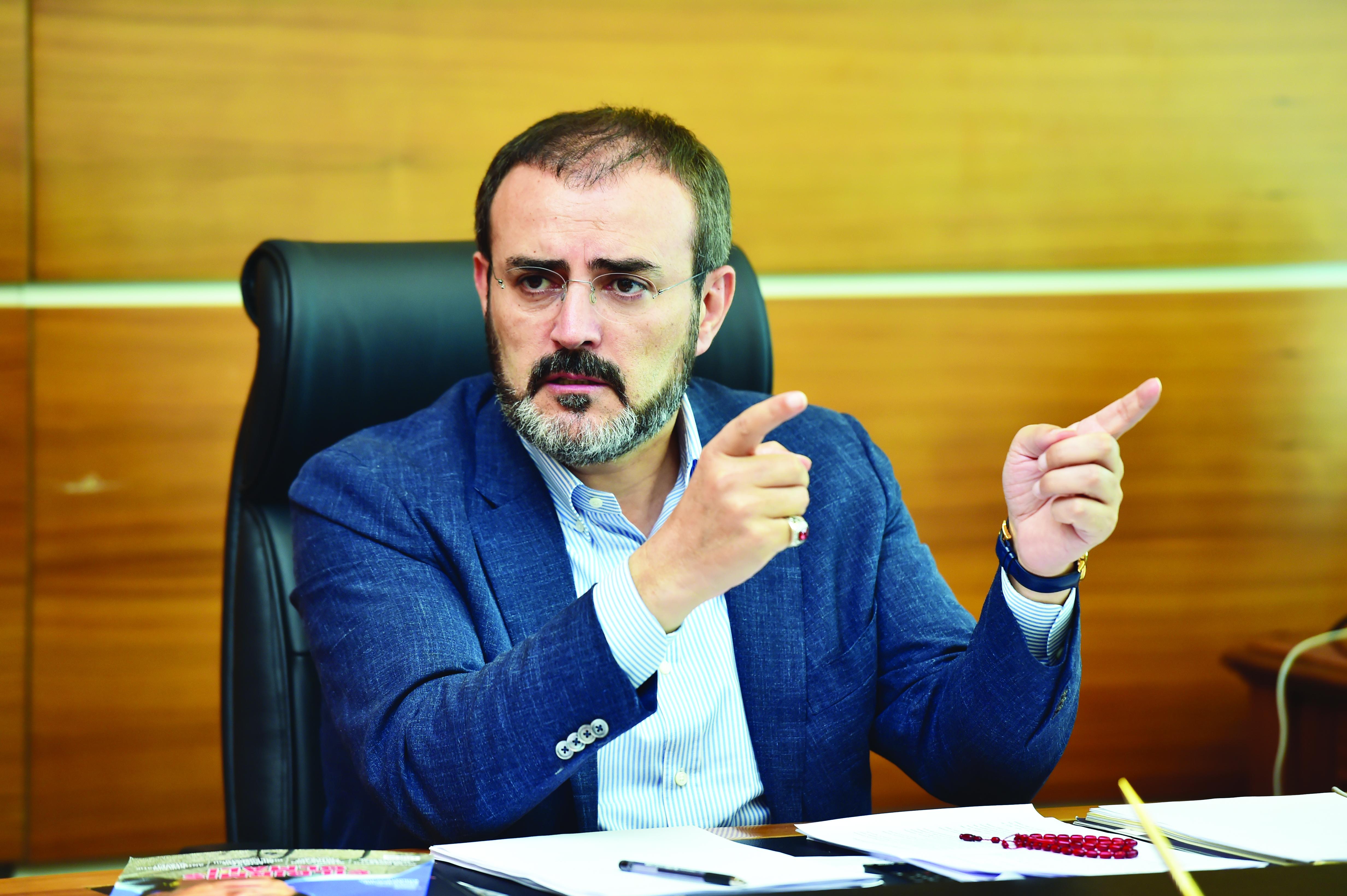 Erdoğan ın Genel Başkan Olmadığı Dönemde AK Parti Öksüzdü
